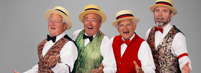 Picture: Barbershop Quartet