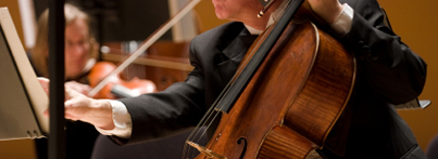 Picture: Cellist