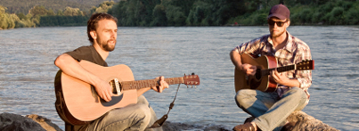 Picture: Folk Duo