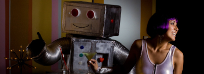 Picture: Party Robot