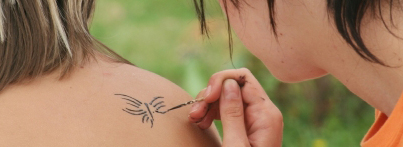 Picture: Temporary Tattoo Artist