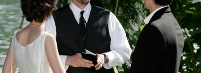 Picture: Wedding Officiant